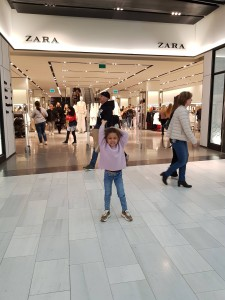 Why I love a good mall